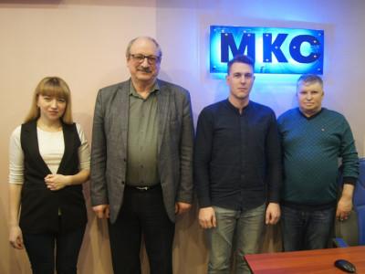 Сотрудники компании МКС провели рабочую встречу по оценке имущества
